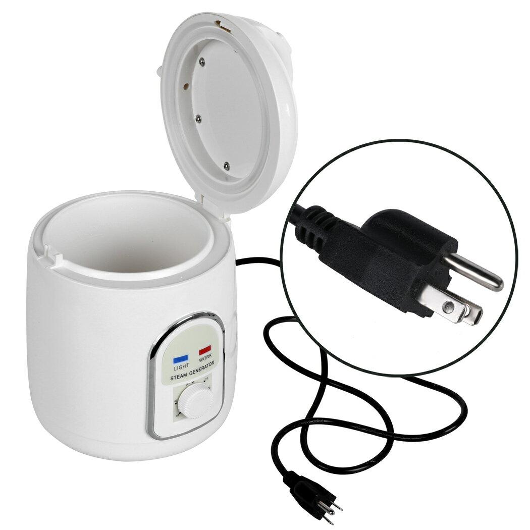 Portable Steam Sauna SPA Therapeutic Slim Weight Loss Indoor Health Care 3