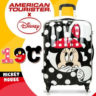 《熊熊先生》新秀麗Samsonite 美國旅行者American Tourister 行李箱 旅行箱 28吋 19C