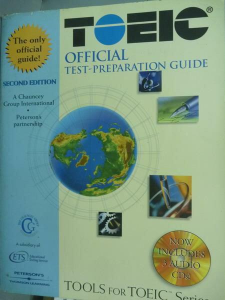 ~書寶 書T8/語言學習_PFE~Toeic official Test~Prepare