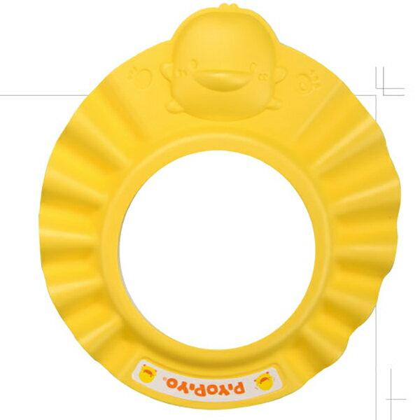 『121婦嬰用品館』黃色小鴨 嬰兒洗髮隔水浴帽 - 限時優惠好康折扣