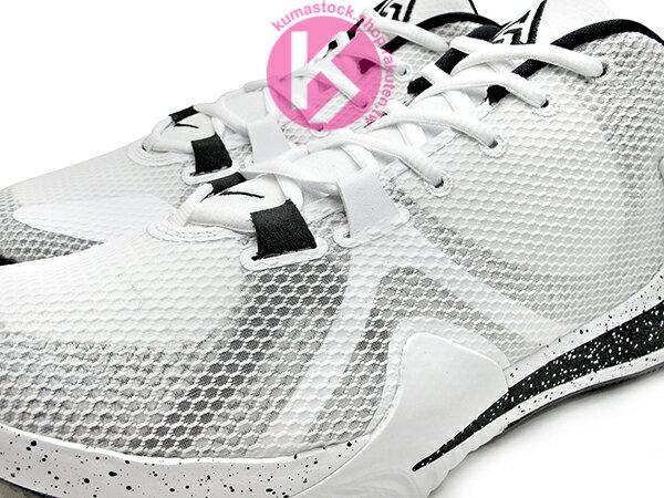 2020 最新款 Giannis Antetokounmpo 首款簽名籃球鞋 NIKE ZOOM FREAK 1 EP OREO PACK 白黑 潑墨 潑漆 字母哥 後掌 ZOOM AIIR 氣墊 MVP 公鹿隊 (BQ5423-101) 0320 2