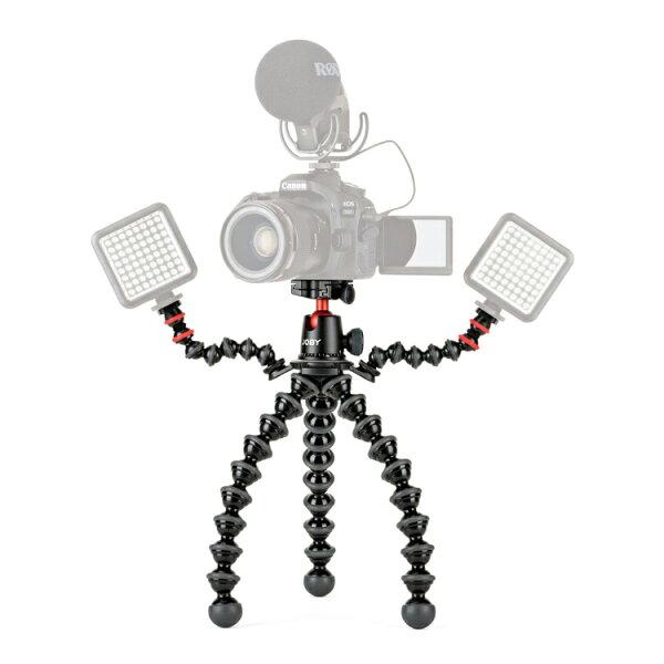 ◎相機專家◎JOBYGorillaPod金剛爪手機直播攝影組JB41章魚腳架手機三腳架公司貨