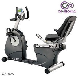 【H.Y SPORT 】《強生CHANSON》CS-428 臥式健身車 免運(來電享折扣)