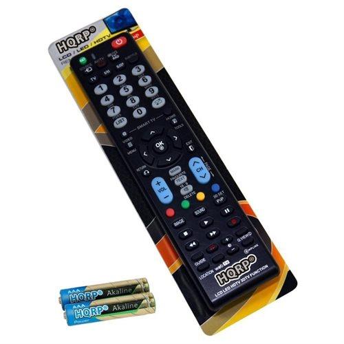 HQRP Remote Control for LG 50PB6600 60PB6600 55EA8800 LCD LED HD TV Smart 72daaf7a317f487692528ab8de9606ab