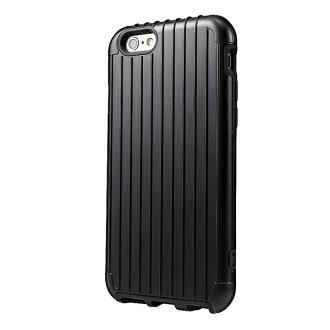 《ibeauty愛美麗》iPhone 5/5S/5C 行李箱手機殼 RIMOWA行李箱激似款 經典黑