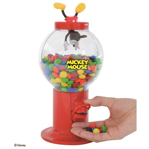 【真愛日本】17041700047 糖果扭蛋機-米奇 迪士尼 米老鼠米奇 米妮   玩具 扭蛋機