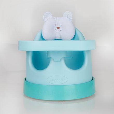 【贈收納袋】安琪兒【Bonbebe】360度歡樂多功能幫寶椅-藍色 0