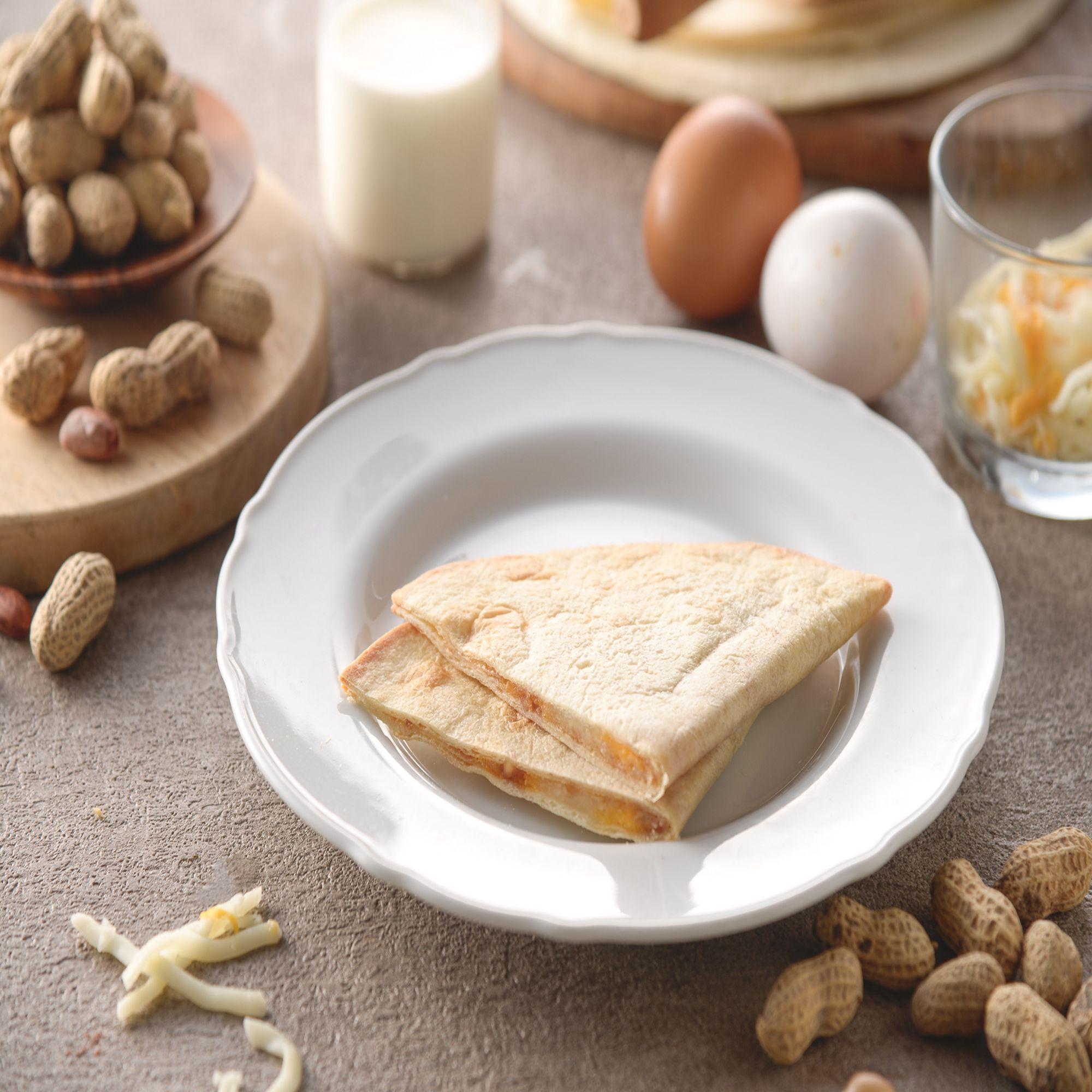 低卡脆皮義式起司烤餅【鹹甜|13入】 加熱點心 微波食品 簡單料理 17新鮮美味坊