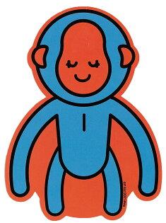 ART-ZOO特展紙書籤-猴子款