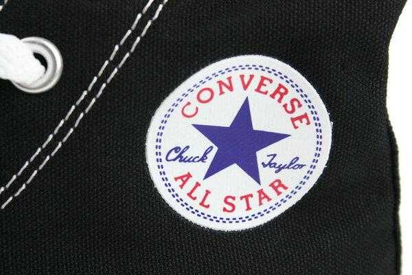 CONVERSE ALL STAR HIGH 帆布鞋 黑 男女款 M9160C no986 2