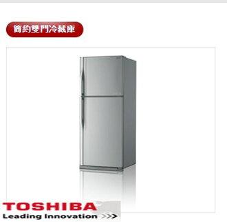 實體店面 原廠公司貨購買最安心東芝TOSHIBA 359L雙門變頻 GR-T41TBZ 一級能效