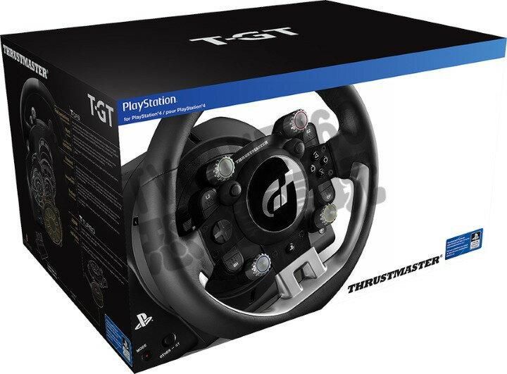 THRUSTMASTER TGT T-GT T700 賽車 方向盤 PS4 PS3 PC 公司貨一年保固 宅配免運費