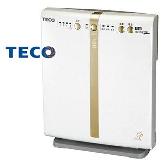 TECO 東元 NN1601BD 空氣清淨機 日本三合一濾網+負離子功能 適用8坪