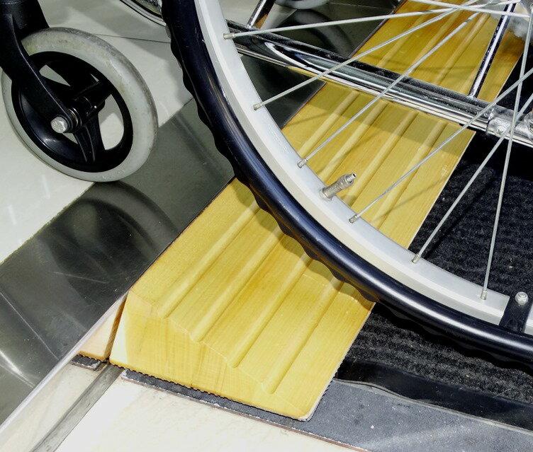 ^~新品 中^~ 木製斜坡板 ~ 2色 多尺寸 美國白楊木 原木 銀髮族 輪椅 者 減緩高