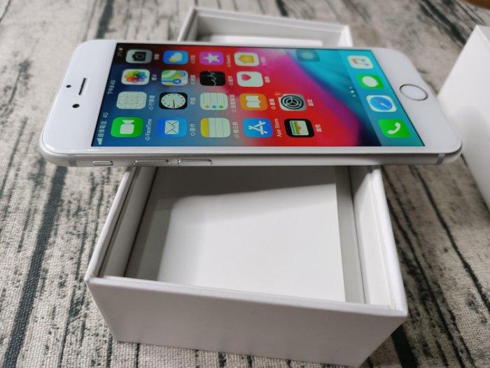 Apple iPhone 6 Plus 銀色 64GB 附全新配件 售後保固一個月 618購物節 5