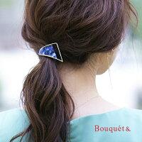 日本CREAM DOT / 個性三角造型髮叉 髮飾 髮束 / qc0464 / 日本必買 日本樂天直送(1098)-日本樂天直送館-日本商品推薦