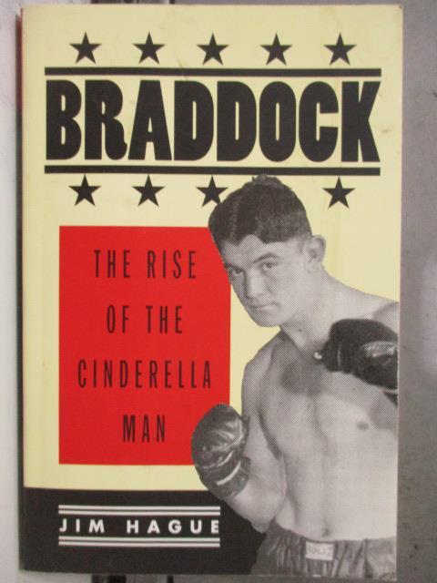 ~書寶 書T5/原文小說_HHT~Braddock: The Rise Of The Ci
