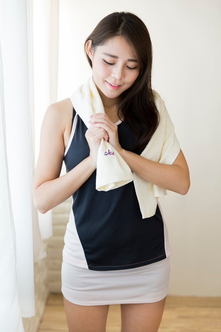 傑適達Jesda 甲殼素抗菌毛巾 防臭抗霉 吸濕柔軟 抗敏親膚(75cm x 33cm) 6