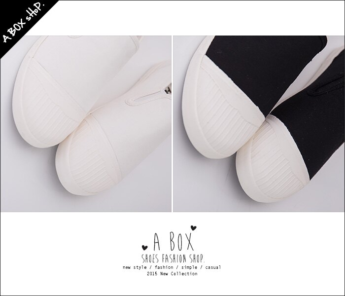 【KH6870】零碼35 36 校園風格經典 簡約時尚素面 貝殼頭平底帆布鞋 懶人鞋 小白鞋 2色