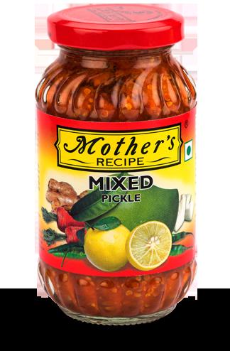 Mother's Mixed Pickle 綜合蔬果醃漬物