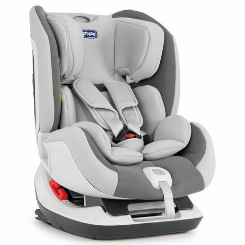 Chicco Seat up 012 Isofix 安全汽座(汽車安全座椅)-時尚灰贈POCKET SNACK 攜帶式輕巧餐椅(顏色隨機出貨)★衛立兒生活館★
