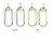 日本CREAM DOT  /  ピアス 金属アレルギー ニッケルフリー 18kコーティング レディース シンプル ブランド 揺れる 大人カジュアル シンプル 可愛い ゴールド シルバー ミックスカラー  /  k00302  /  日本必買 日本樂天直送(1390) 4