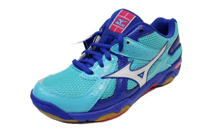 [陽光樂活=]MIZUNO 美津濃 排球鞋 WAVE TWISTER 4 女排球鞋-V1GC157017