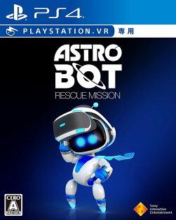 預購中10月2日發售中文版VR專用軟體[輔導級]PS4太空機器人:救援任務