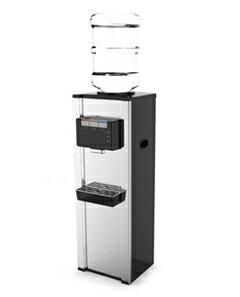【元山】不鏽鋼桶裝水冰溫熱飲水機 YS-8200BWIB