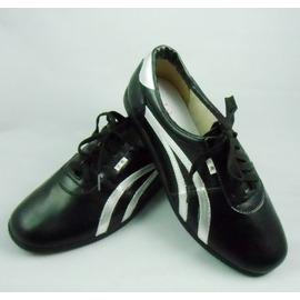 白色35興武堂正品軟羊皮太極鞋男女練功鞋太極拳鞋武術鞋牛筋底防滑