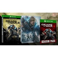 Microsoft Xbox One Gears of War 4: Ultimate Edition Steelbook with Season Pass