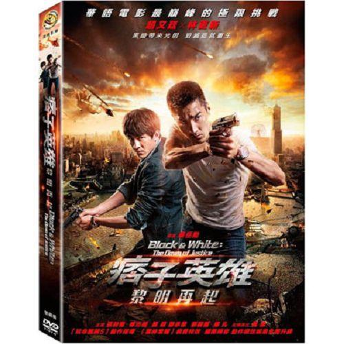 痞子英雄2:黎明再起雙碟版DVD趙又廷林更新黃渤
