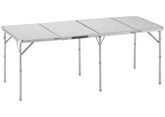 LOGOS  日本  4FD 折合桌/露營餐桌 戶外餐桌 摺疊桌/LG73181505 【180×80cm】