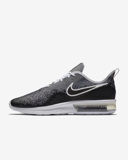 ALPHA] NIKE AIR MAX SEQUENT 4 AO4485-001 男鞋跑鞋氣墊| ALPHA