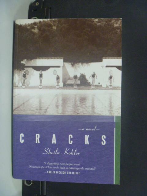 【書寶二手書T2/體育_HGC】Cracks_Kohler, Sheila