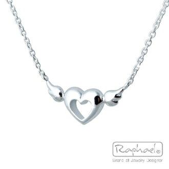 RAPHAEL 拉法兒♥愛的感覺♥ 銀飾項鍊