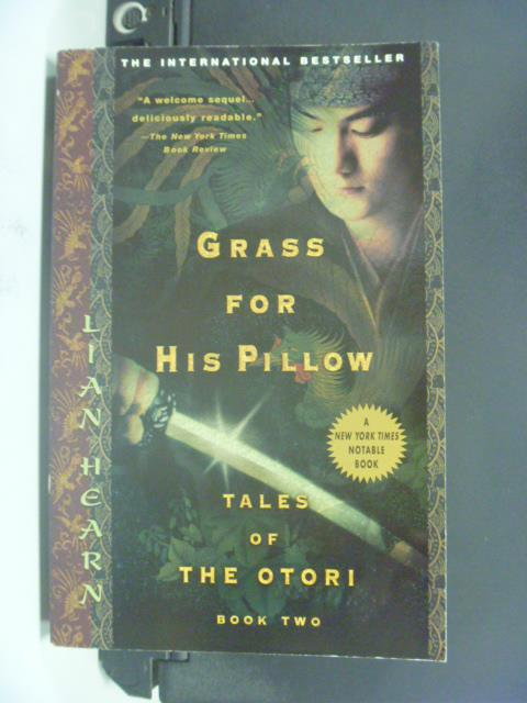 【書寶二手書T7/原文小說_OIR】Grass for His Pillow_hear N, Lian