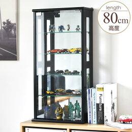 收納櫃/展示櫃/公仔 直立式80cm玻璃展示櫃 MIT台灣製 完美主義