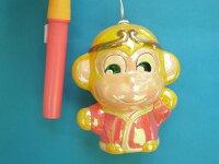猴子燈籠 孫悟空燈籠 手提燈光小燈籠(無音樂)/一個入{促60}~出清商品~