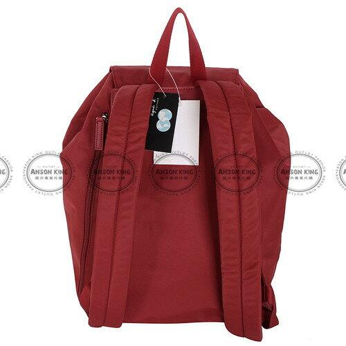 Outlet代購 agnes.b 亞洲限定款 後背包 小b (紅色) 二 色 書包 通勤包 雙肩包 斜挎包 防水 2