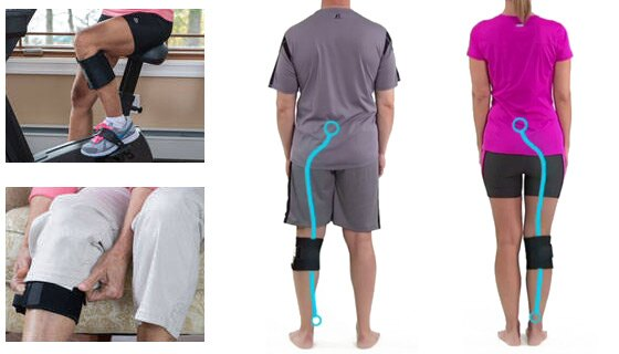 Be Active Therapeutic Wrap For Back Pain Relief 2