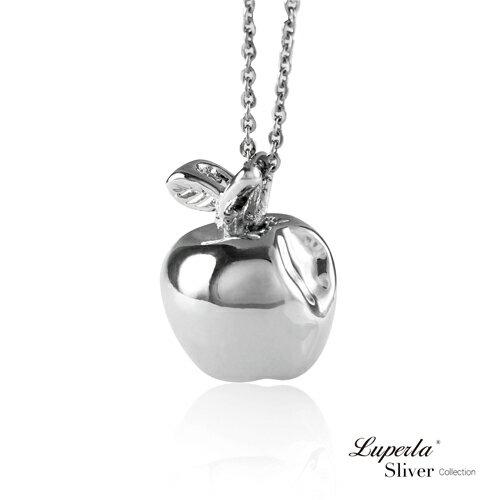 大東山珠寶 經典小蘋果 純銀項鍊