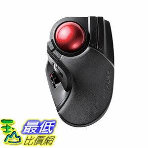[107東京直購]ELECOMM-HT1DRBK無線軌跡球滑鼠