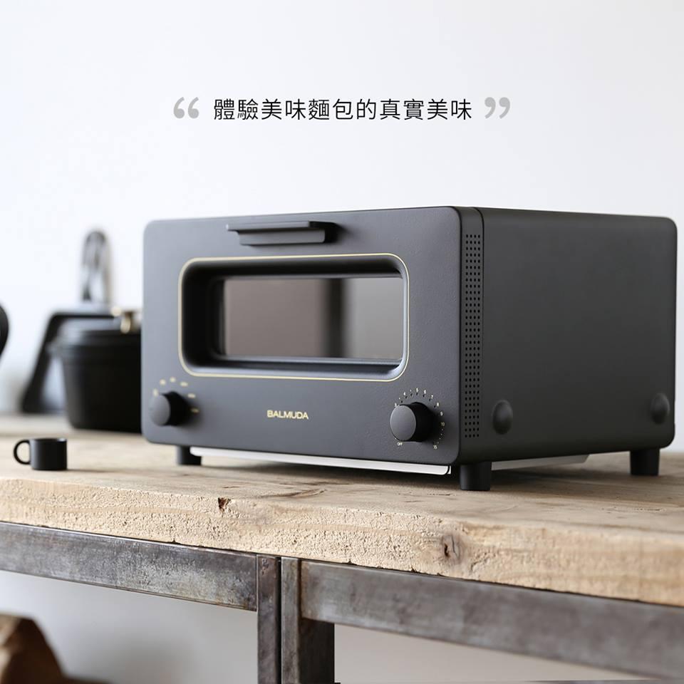 【日本BALMUDA】The Toaster 蒸氣烤麵包機K01J 原廠公司貨【滿3000送10%點數】 3