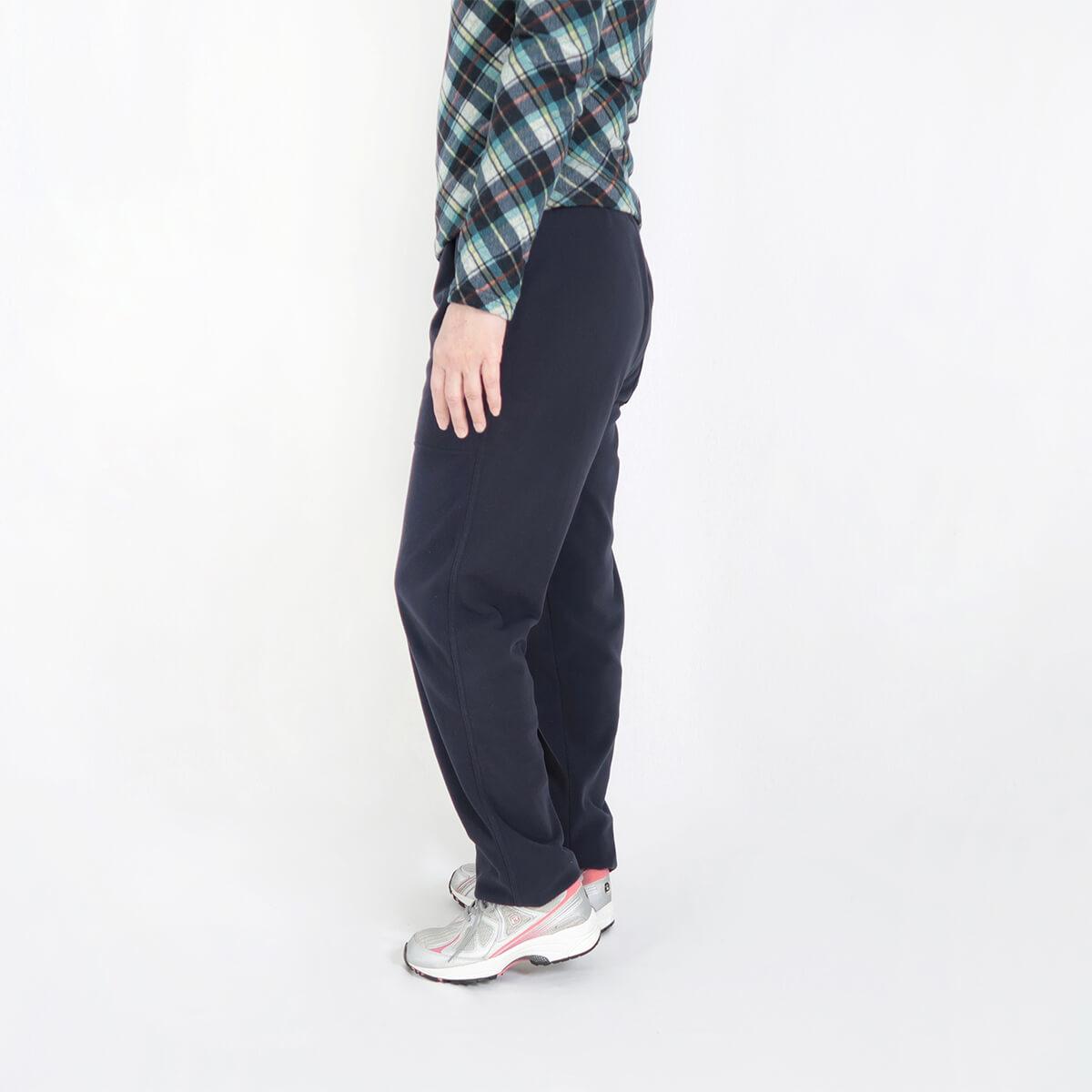 加大尺碼台灣製超細搖粒毛保暖褲 內裡刷毛保暖長褲 保暖棉褲長褲 機能纖維 全腰圍鬆緊帶 一件抵多件 MADE IN TAIWAN WARM FLEECE PANTS FLEECE LINED (020-2805-08)深藍色、(020-2805-19)深咖啡 腰圍M L XL 2L 3L(28~42英吋) 男女可穿 [實體店面保障] sun-e 8