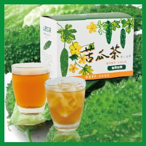 苦瓜茶15包入 外食族必備蔬菜湯