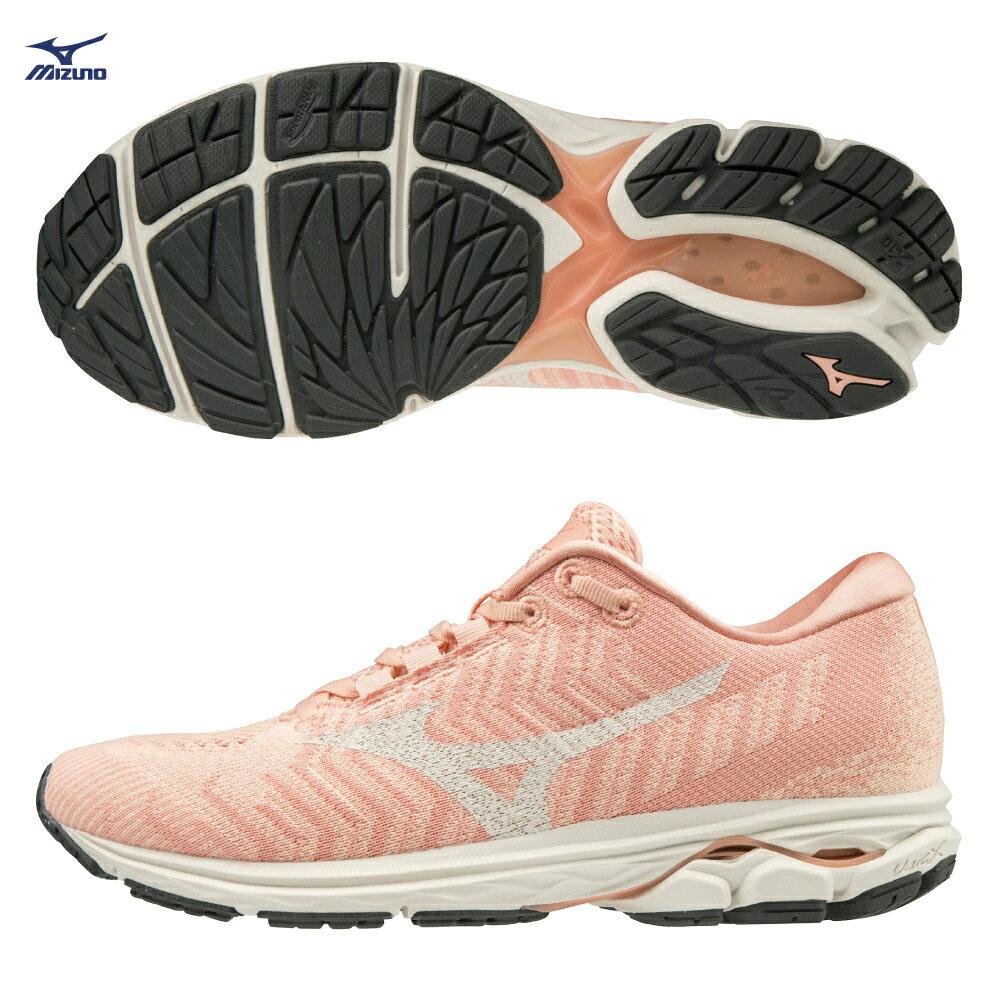 WAVE RIDER WAVEKNIT 3 一般型女款慢跑鞋 J1GD192915【美津濃MIZUNO】 - 限時優惠好康折扣