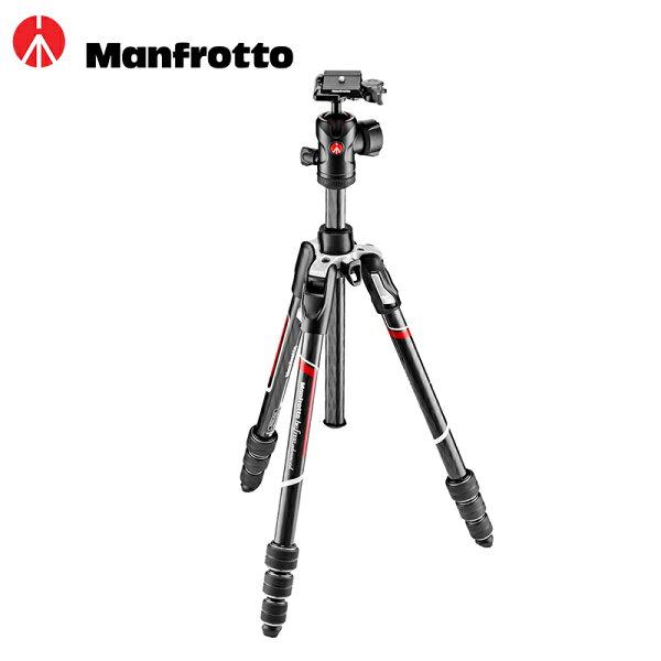 ◎相機專家◎預購ManfrottoBefreeAdvanced碳纖維三腳架套組MKBFRTC4-BH公司貨