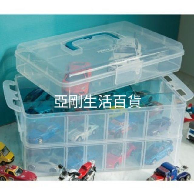 佳斯捷 大彩藝家 小彩藝家 三層收納箱 整理箱 工具箱