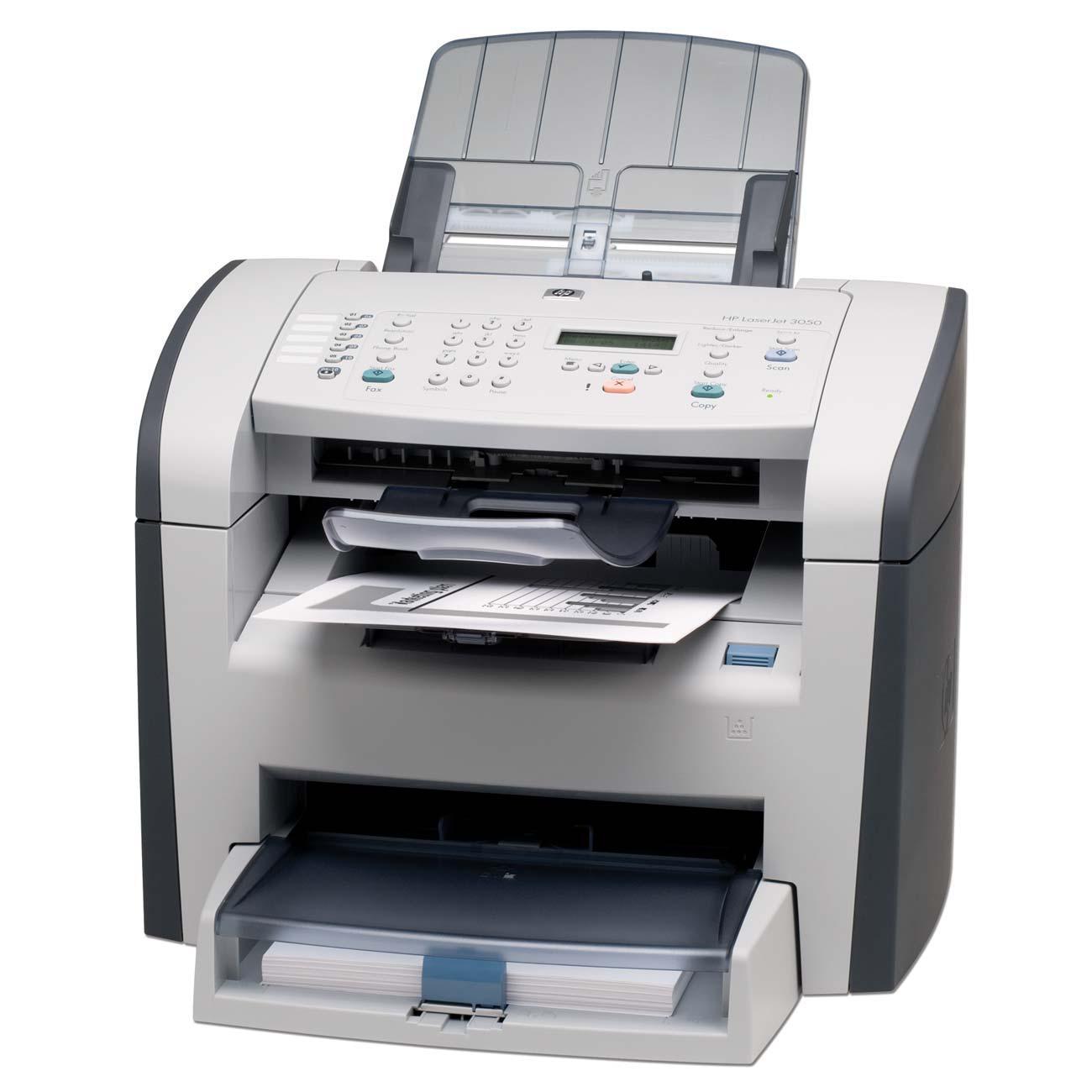 HP LaserJet 3050 All-In-One Printer 0